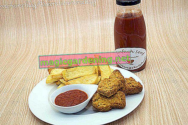 Usa la senape per il concime verde