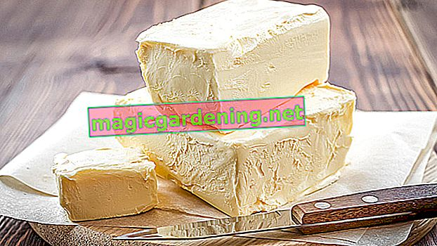Freezing butter: practical supply, can be kept for months!